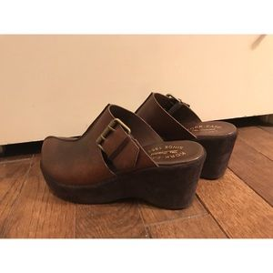Korkease Zamora Wedge Clog